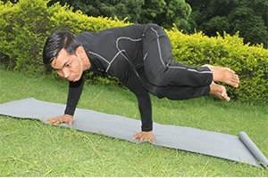 Power Yoga Classes in Gurgaon