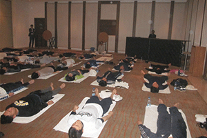 Shavasana for Corporate in Gurgaon
